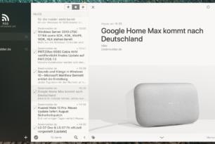 Reeder 3 für iOS & macOS aktuell kostenlos (RSS-Reader)