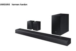 [IFA 2018] Neue Soundbars von Samsung & Harman Kardon