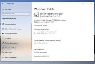 Windows 10 17733 steht für die Insider bereit