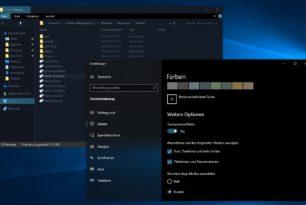 Windows 10 1809 Alte Theme (Visual Styles) werden kompatibel sein