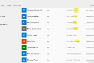 0x800B0100 Microsoft Store Fehler wurde behoben