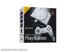 PlayStation Classic – Sony steigt in den Retro-Trend ein