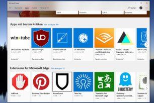 Microsoft Store App – Alte Ansicht wird wieder ausgerollt