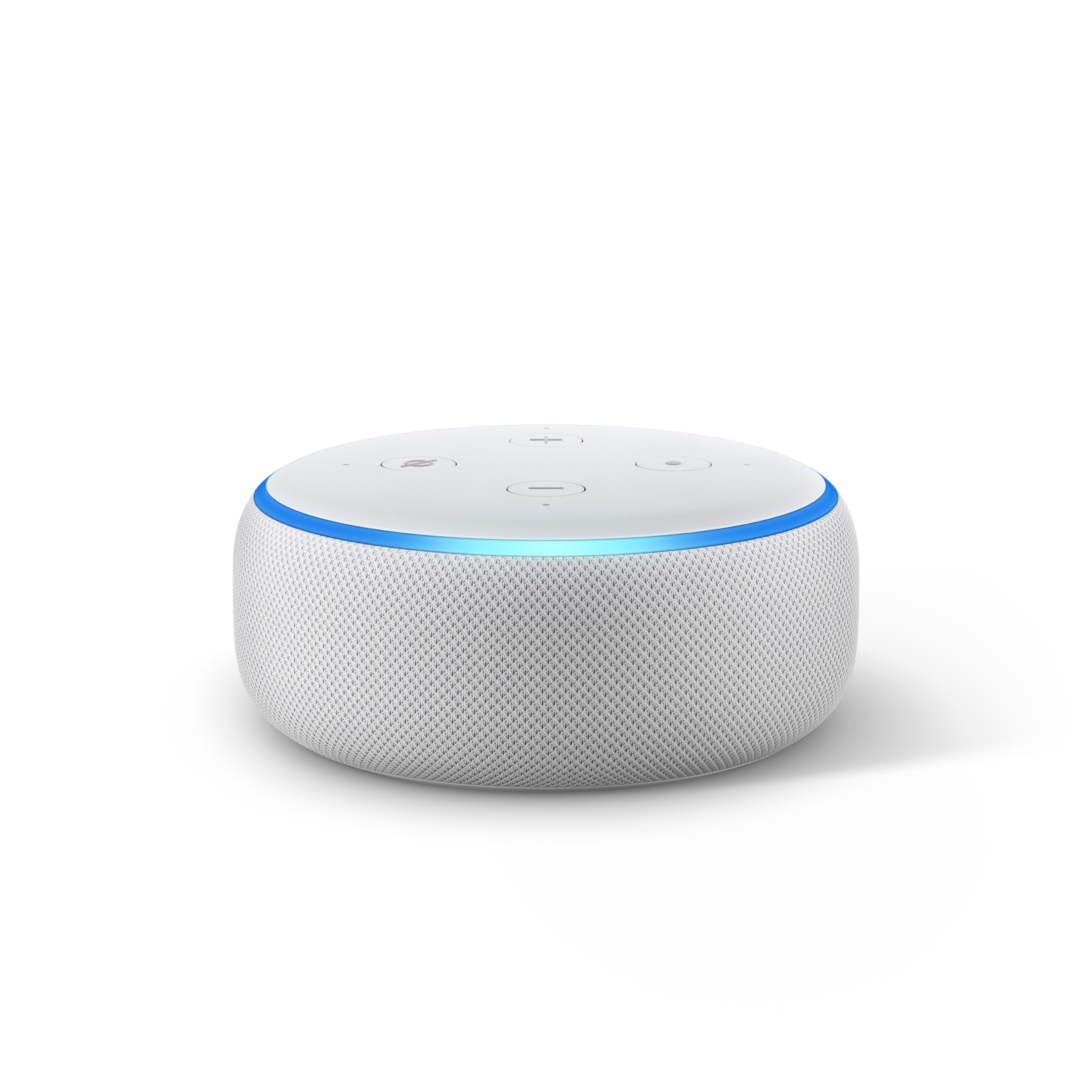 Sechs Geräte: Amazon stellt komplett neue Echo-Familie vor