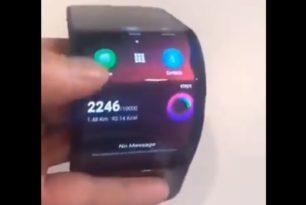 "Lenovo: ""Leicht"" faltbares Handy im kurzen Video"