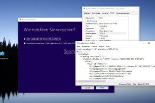 MediaCreationTool Windows 10 1809 17763 ISO offiziell herunterladen [Update]