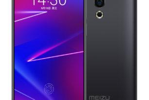 Meizu 16X offiziell vorgestellt