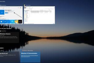 Microsoft Store App unterstützt nun die Zeitleiste (11809.1001.4.0)