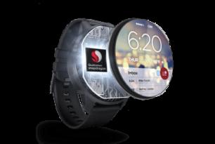 Qualcomm Snapdragon Wear 3100: Neuer Smartwatch-SoC vorgestellt