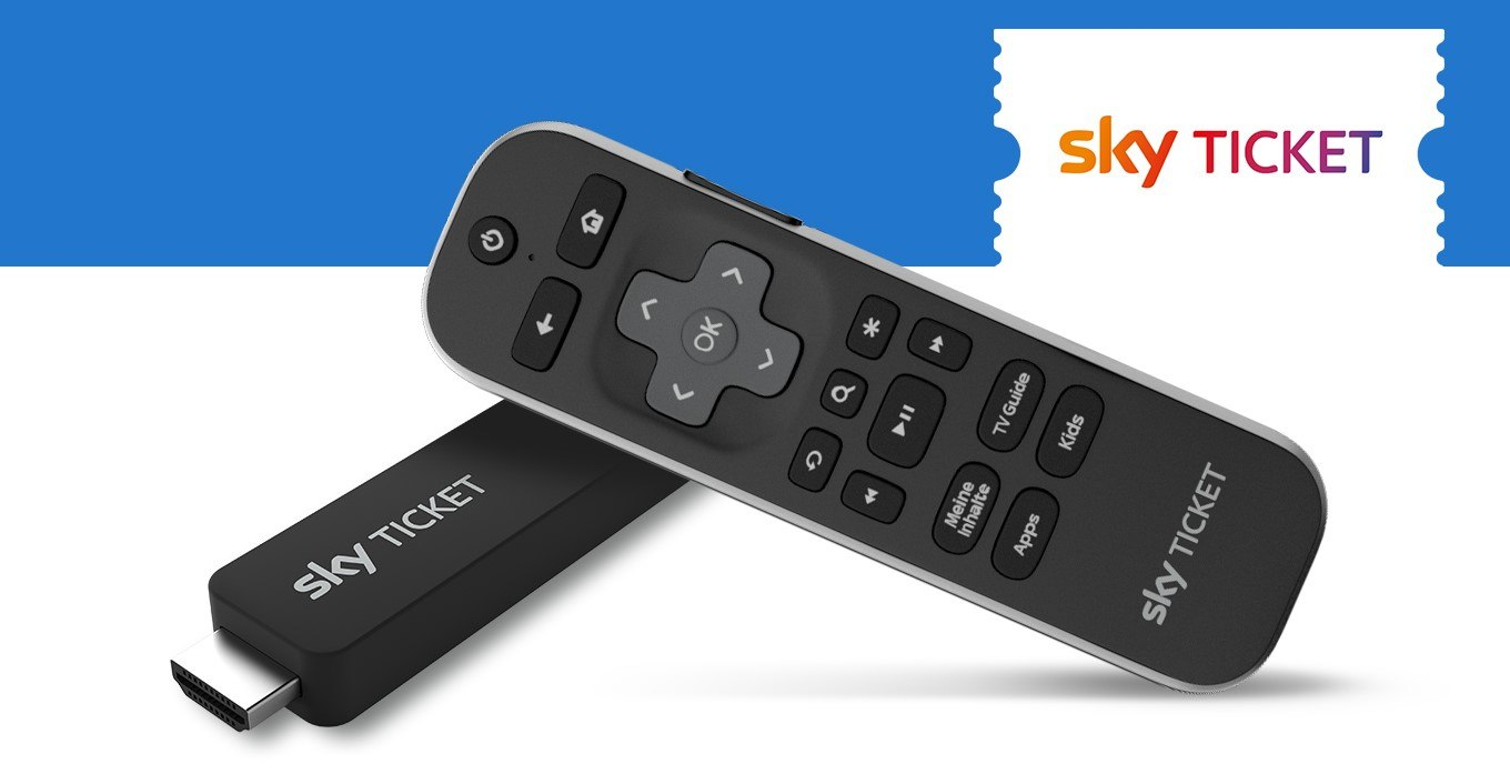 Amazon Fire Tv Stick Sky
