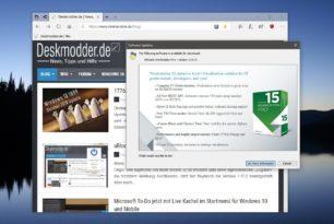 VMware Workstation (Player) 15 steht nun bereit