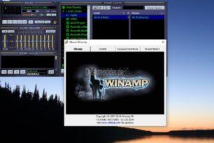 Winamp 5.8 Beta ins Netz gelangt – [Update] Nun offiziell