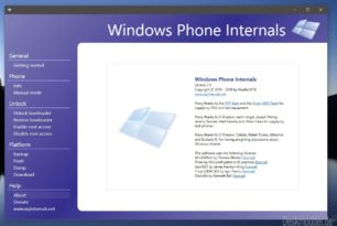 Windows Phone Internals (WPinternals) 2.5 sind erschienen