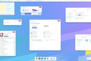 GAIA Projekt will wieder mit neuen Theme, Wallpaper, Icons etc. durchstarten