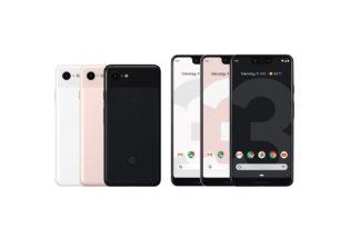 Google Pixel 3 & Pixel 3 XL offiziell vorgestellt