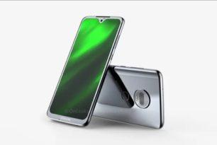 Motorola Moto G7: So soll das Gerät der Mittelklasse aussehen