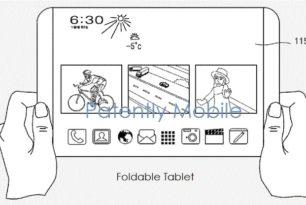 Lenovo & LG: Faltbares Tablet offenbar in Arbeit