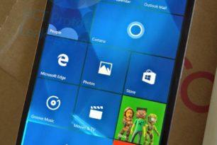 Lumia 960 Prototyp in Bildern zu sehen, aber es wird nie kommen