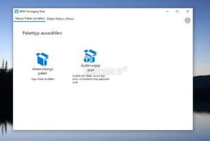 MSIX Packaging Tool nun offiziell im Microsoft Store