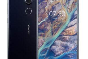 Nokia 7.1 Plus (Nokia X7) offiziell vorgestellt