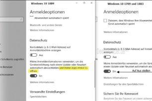 Programme starten automatisch mit Windows 10 – Endlich eine bessere Kennzeichnung in den Einstellungen