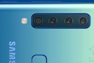 Samsung Galaxy A9: Weitere Details zum Mittelklasse-Smartphone mit 4 Kameras an der Rückseite