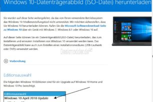 Microsoft stoppt das Windows 10 1809 Update und zieht das MCT zurück [Update]