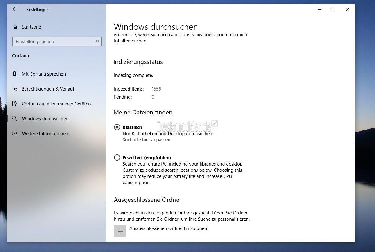 Windows 10 18267 steht für die Insider im Fast und Skip Ahead Ring