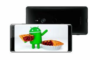 Sony Xperia XZ2 Premium: Android 9 Pie Upgrade verfügbar