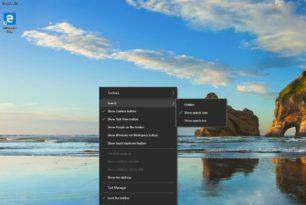 Cortana bald separat neben der Suche einzeln abschaltbar in der Taskleiste Windows 10 1903