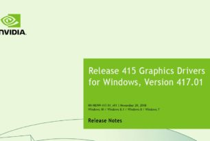 GeForce 417.01 WHQL Treiber steht zum Download bereit (Changelog)