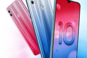 Honor 10 Lite: Smartphone ab heute zum Preis von 249,90 Euro erhältlich