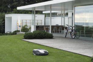 Roboter im Garten: Husqvarna Automower® 315X im Test