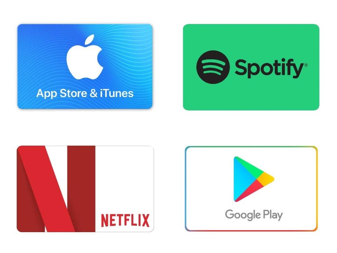 Amazon Nun Auch Mit Gutscheinkarten Von Netflix Und Co Im Sortiment