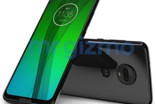 Motorola Moto G7 & Moto G7 Plus: Erste Pressebilder geleakt