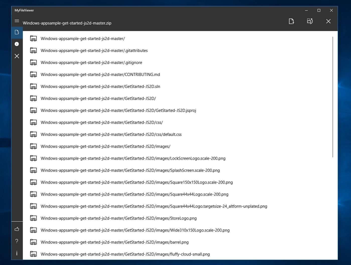 My File Viewer derzeit kostenlos im Microsoft Store