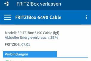 Überraschung: Unitymedia veröffentlicht FRITZ!OS 7.01 für FRITZ!Box 6490