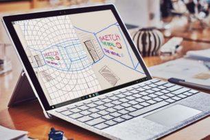 Sketch 360 –  Neue Windows 10 App aus der Microsoft Garage im Store