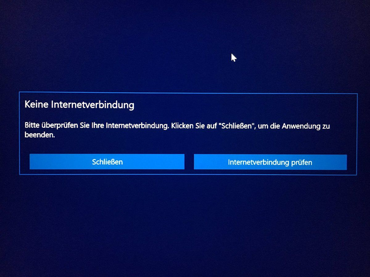 Sky Go App Keine Internetverbindung