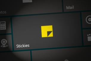 Sticky Notes 3.1 nun auch für Windows 10 1803 und höher