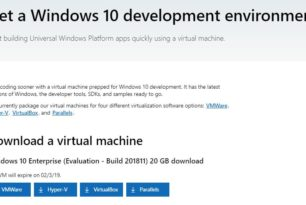 Windows 10 1809 Enterprise als virtuelle Maschine verfügbar