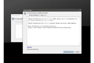 VMware Workstation 15.0.1 Pro und Player  behebt Schwachstelle
