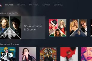 Android TV – Amazon Music kommt