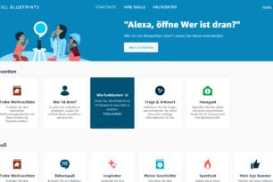 Amazon: Alexa Skills mit Blueprints (einfach) erstellen