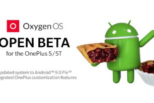 OnePlus 5 & 5T erhalten neue Open Betaversionen vom OxygenOS samt Android 9 Pie