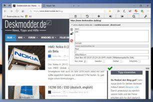 EditThisCookie for edge – Cookies editieren, löschen und mehr für den Microsft Edge im Store
