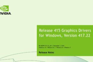 GeForce 417.22 WHQL Treiber steht nun bereit