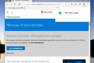 IObit Surfing Protection & Ads Removal für den Microsoft Edge als Erweiterung