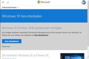 Microsoft entfernt die Edge Werbung auf den eigenen Seiten