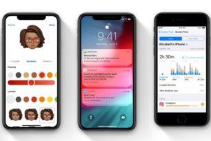 Apple veröffentlicht iOS 12.5 für ältere Geräte